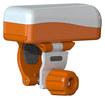 SkyCaddie - SkyPro Golf Swing Analyzer - Orange/White