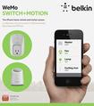 Belkin - WeMo Switch and Motion Sensor