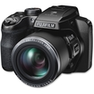 Fujifilm - FinePix S9900W 16.2-Megapixel Digital Camera - Black