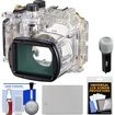 Canon - WP-DC52 Waterproof Underwater Housing Case for PowerShot G16 Camera+LED Torch Flashlight+Battery+Acc
