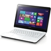 """Sony - VAIO Fit E 14"""" Touchscreen LED Notebook - Intel Core i7 i7-3537U 2 GHz - White"""