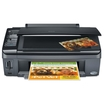 Epson - Stylus Inkjet Multifunction Printer - Color - Photo Print - Desktop
