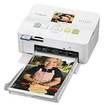 "Canon - SELPHY Dye Sublimation Printer - Color - Photo Print - Portable - 2.5"" Display - Silver"