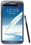 Samsung - Galaxy Note II Cell Phone (Unlocked) - Silver