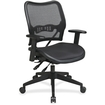Office Star - AirGrid Seat and Back Space Seating Deluxe Office Chair - Multi