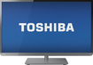 "Toshiba - L2400U 32"" 1080p LED-LCD TV - 16:9 - Gunmetal"