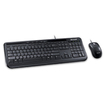 Microsoft - Wired Desktop Keyboard and Mouse