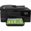 HP - Officejet Inkjet Multifunction Printer - Color - Photo Print - Desktop