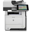 HP - LaserJet 500 Laser Multifunction Printer - Monochrome - Plain Paper Print - Desktop - Multi