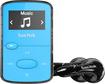 SanDisk - 8 GB Flash MP3 Player - Blue