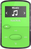 SanDisk - 8 GB Flash MP3 Player - Green