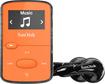 SanDisk - 8 GB Flash MP3 Player - Orange