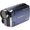 Bell+Howell - Bell+Howell Digital Camcorder - 3 - Touchscreen LCD - Full HD - Blue