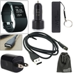 EEEKit - Bundle Charger Kit for Fitbit Surge, Wall/Car/Portable Charger+Charging Cable Deal