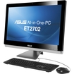 "Asus - 27"" Touchscreen All-in-One Computer - 8 GB Memory - 2 TB Hard Drive - Black"