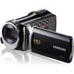 Samsung - Refurbished HMX-F90 HD Camcorder With 52x Optical Zoom - Black