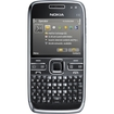 Nokia - E72 with 250MB Memory Cell Phone (Unlocked) - Black