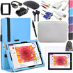 EEEKit - Bundle 10in1 for Microsoft Surface 3 10.8 2015,Case+Sleeve+Screen Protector+Cable Kit+Mouse+USB Hub Deal