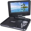 "Sylvania - Portable DVD Player - 7"" Display - Black"