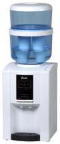 Avanti - 5-Gal. Water Dispenser with ZeroWater Filtering Water Bottle - White