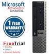 Dell - Refurbished OptiPlex Desktop Computer - Intel Pentium 8 GB Memory - 320 GB Hard Drive - Multi