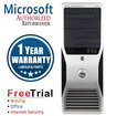 Dell - Refurbished Precision Desktop Computer - Intel Pentium 4 2 GB Memory - 80 GB Hard Drive - Multi