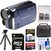 Bell+Howell - DV30HD 1080p HD Video Camera Camcorder with 16GB Card + Case + Flex Tripod + Kit