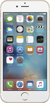 Apple - Refurbished iPhone 6-Wireless LAN-4G-Bar-Sprint Nextel-Nano SIM-iOS 8-2 Core 1.40GHz-16GB Memory-1GB-4.7 LCD - Gold