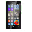 Insten - Clear LCD Screen Protector Shield Guard Film Compatible with Microsoft Lumia 435 - Clear Deal