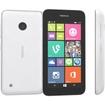 Microsoft - Lumia 530 Unlocked GSM Windows 8.1 Quad-Core Phone - White Deal