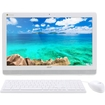 "Acer - 21.5"" All-in-One Computer - 4 GB Memory - White"