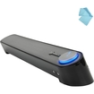 GOgroove - UBR USB Powered Sound Bar Speaker w/ 3.5mm Headphone & Microphone Jack-Incl. Cleaning Cloth