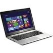 Asus - Refurbished V451LA-DS51T 14 Touch Laptop Core i5-4200U 1.6GHz 6GB 500GB Win8 - Silver Aluminum