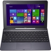 "Asus - Transformer Book 10.1"" - Net-tablet PC Intel Atom Quad-core (4 Core) 1.33 GHz - 2 GB - Windows 8.1 - Red"
