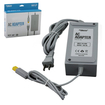 KMD - 9 Feet 15V 3A AC Power Adapter Compatible with Nintendo Wii U Console - Gray
