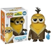Funko - Pop! Movies: Minions-Bored Silly Kevin - Not Available
