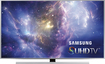 Samsung - Refurbished 55-inch Smart LED TV - 3840 x 2160 Pixels - 240 Motion Rate - Wi-Fi - HDMI - Silver deal