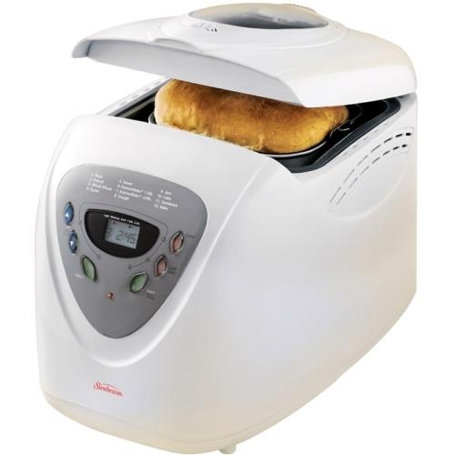 Sunbeam - Bread Maker - White