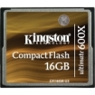 Kingston Technology - Ultimate 16 GB CompactFlash (CF) Card - 1 Card
