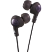 JVC - Gumy Plus HA-FX5-B Earphone - Black