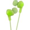 JVC - Gumy Plus HA-FX5-G Earphone - Green