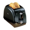 Sunbeam - 2-Slice Wide-Slot Toaster - Black