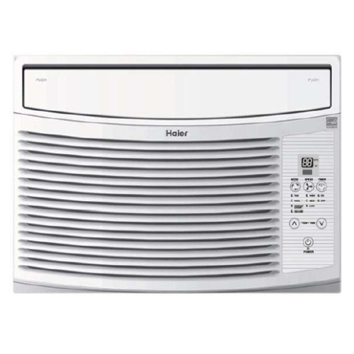Haier ESA410K 10,000 BTU Energy Star Window Air Conditioner