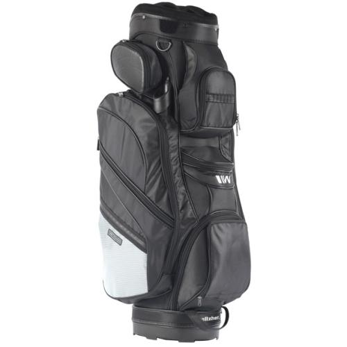 Wellzher Aegis Golf Cart Bag BLACK