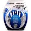 Swann - PRO Video/Power Cable - White