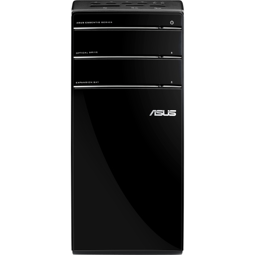 Asus CM6870-US-3AB Desktop Computer - Intel Core i7 (3rd Gen) i7-3770 3.40 GHz - 16GB DDR3 SDRAM - 2TB HDD - DVD-Writer