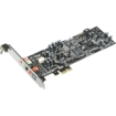 Asus - Xonar PCI Express 5.1-channel Gaming Audio Card - Internal
