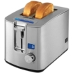 Black & Decker - Two Slice Toaster - Brushed Stainless Steel, Silver