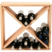 Wine Enthusiast - Compact Cellar Cube Wine Rack