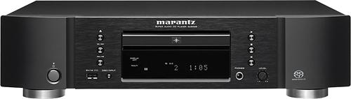 Marantz - Super Audio CD Player - Black